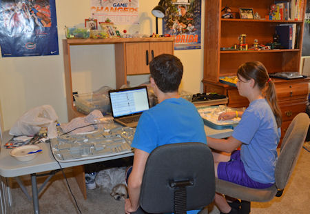 The Summer of Legos, How My Son Built a Small Business From His ...