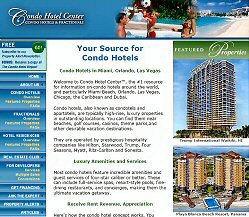 Condo hotel Center