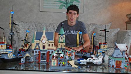 Ryan, Summer of Legos