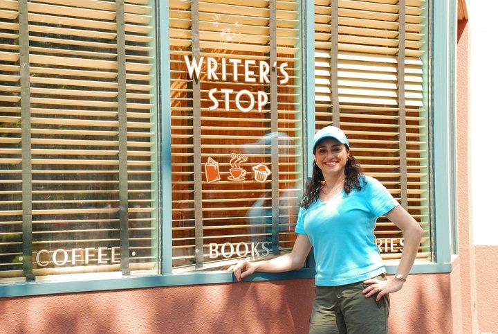 Susan Greene, freelance copywriter
