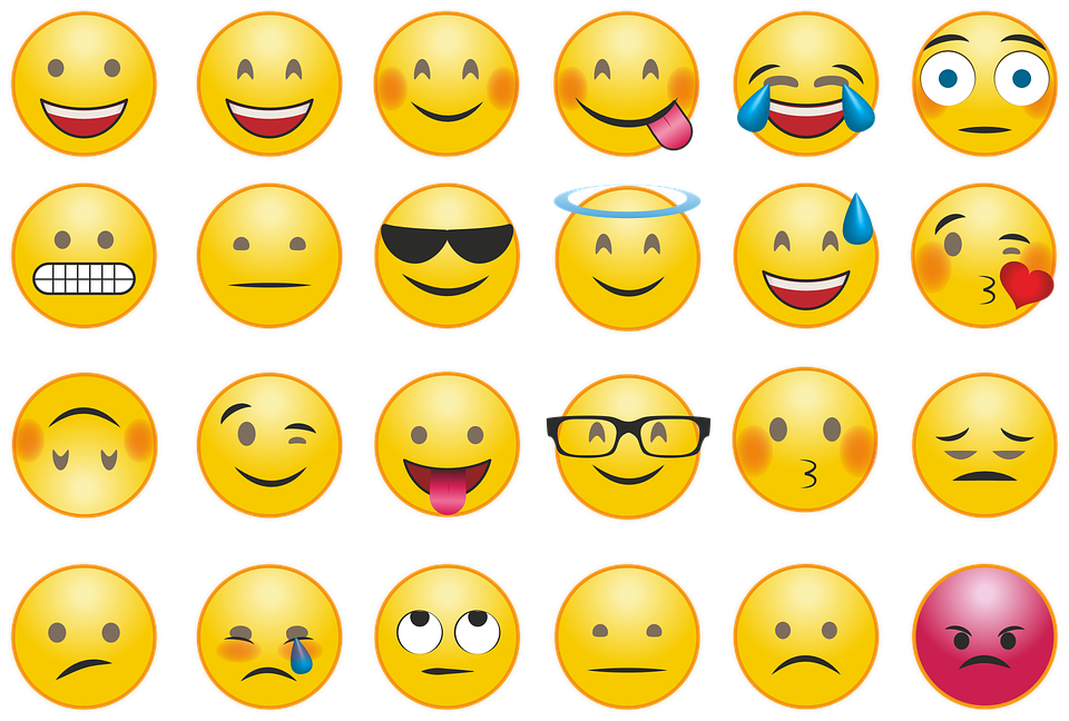 emojis for e-newsletters