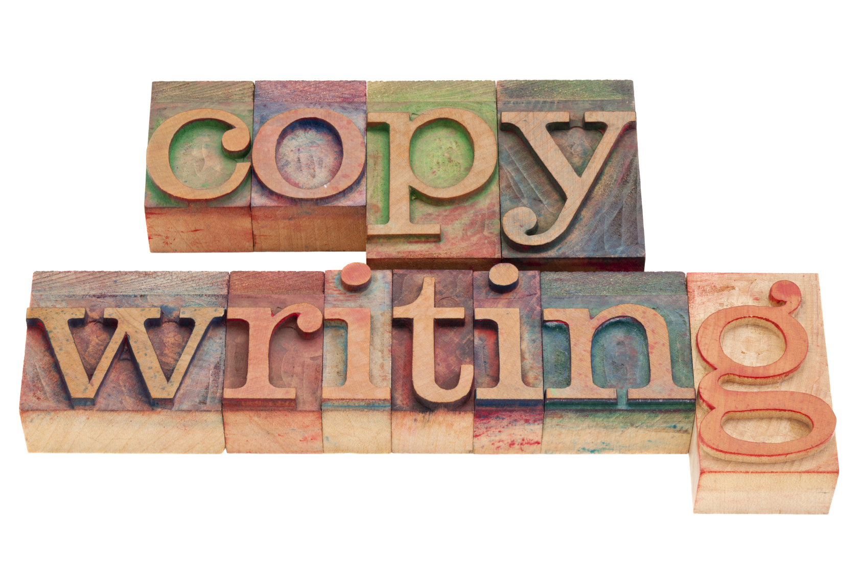 Web site copywriting