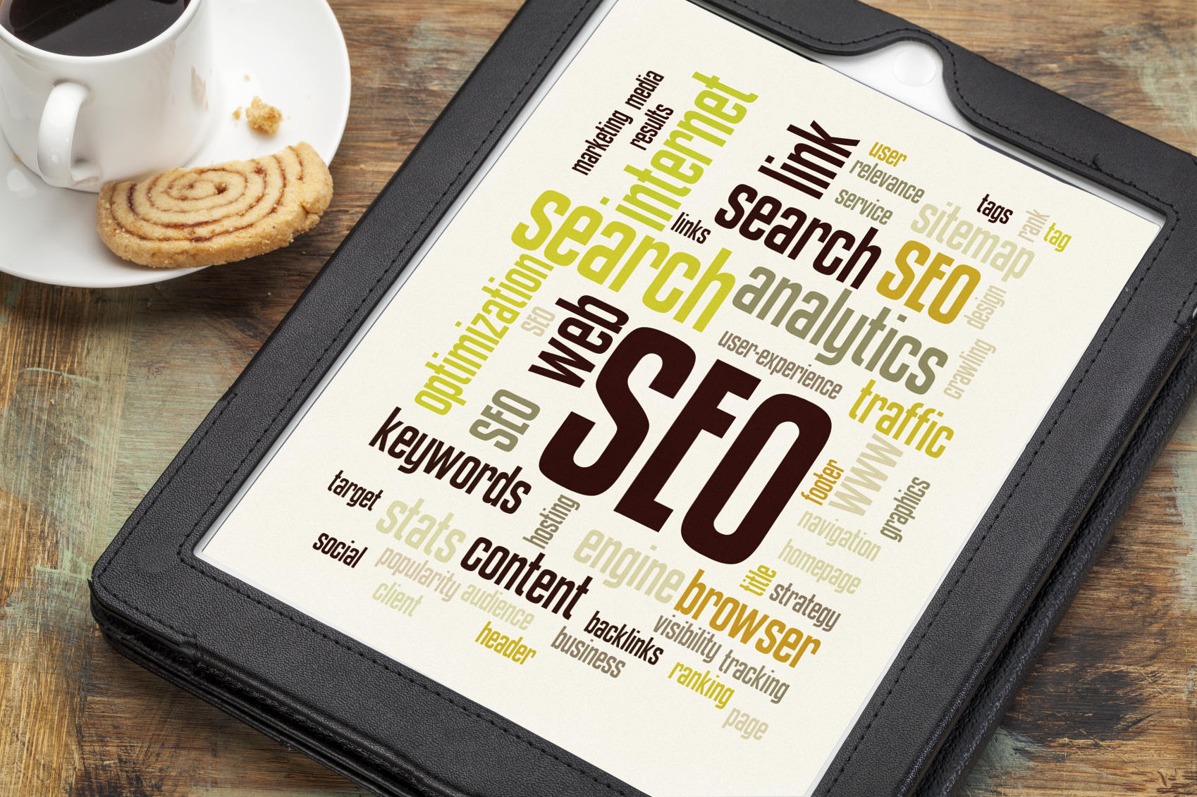 Learning The Secrets About SEO