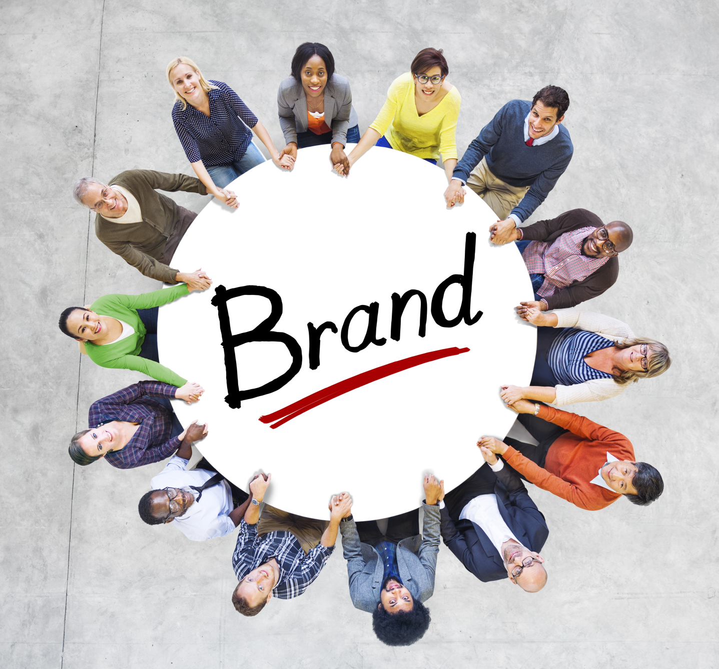 Brand building with content marketing