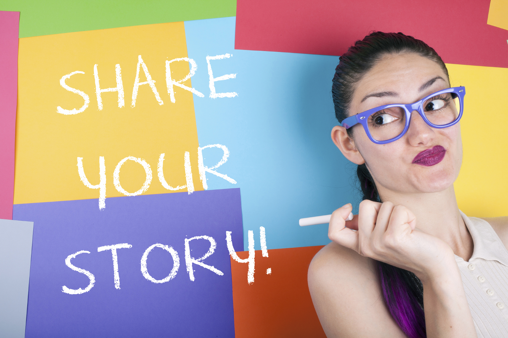 Tell your story on your About Us page