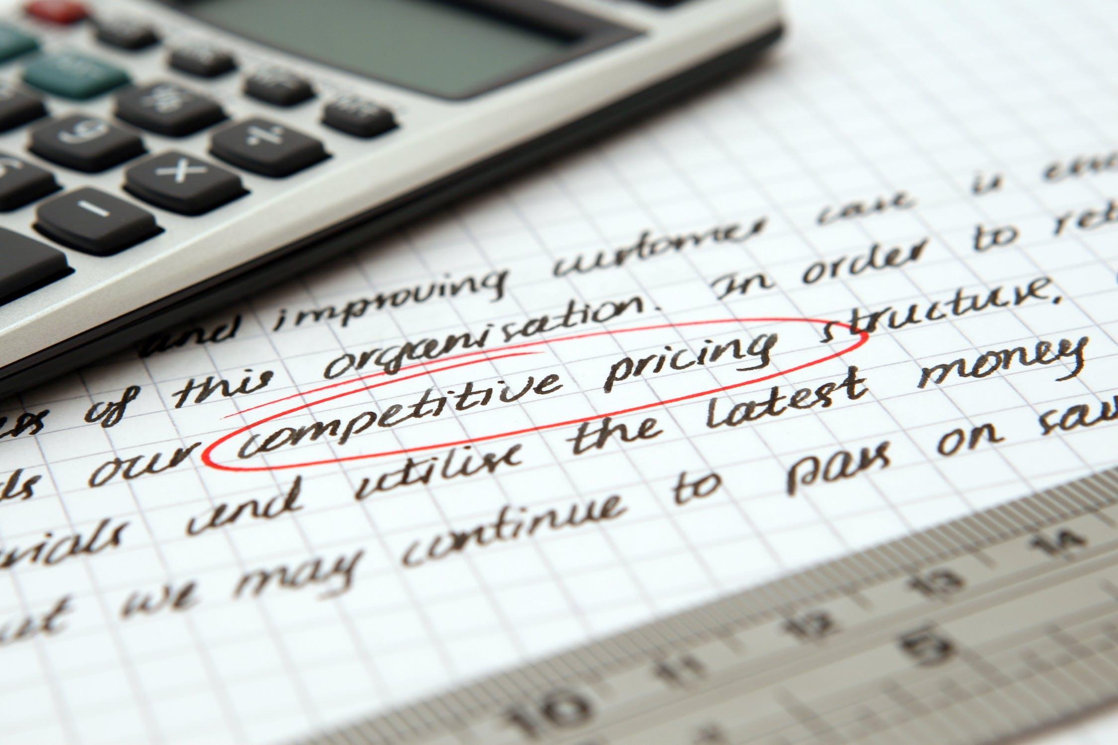copywriter prices
