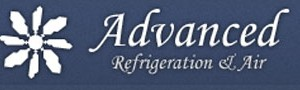 Advanced Refregiration and Air Logo