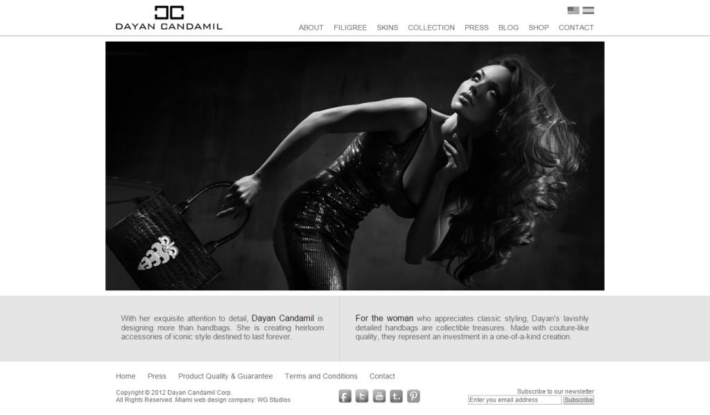 dayancandamil homepage