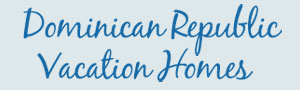 Dominican Republic Vacation Homes Logo