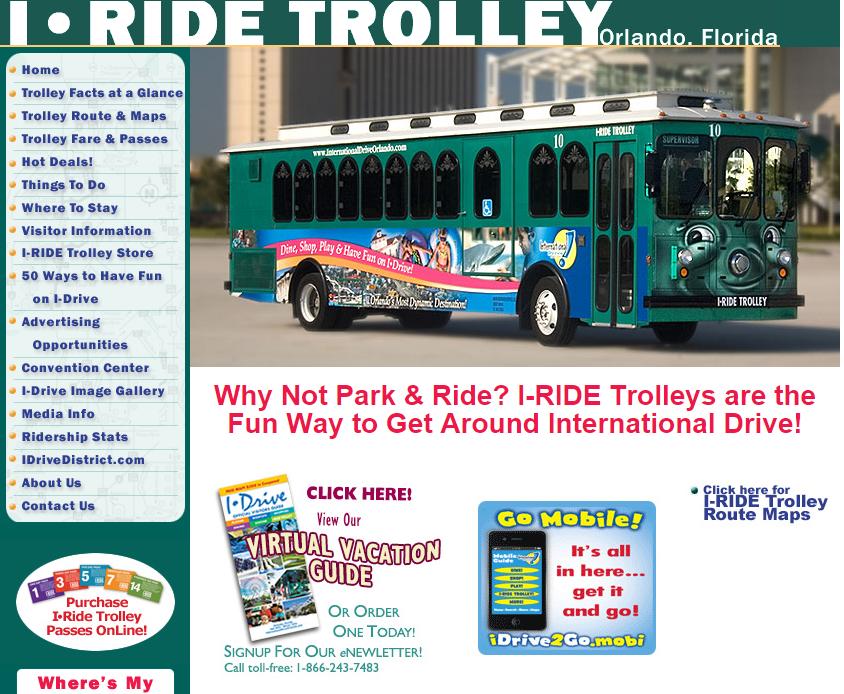 i-riderolley homepage