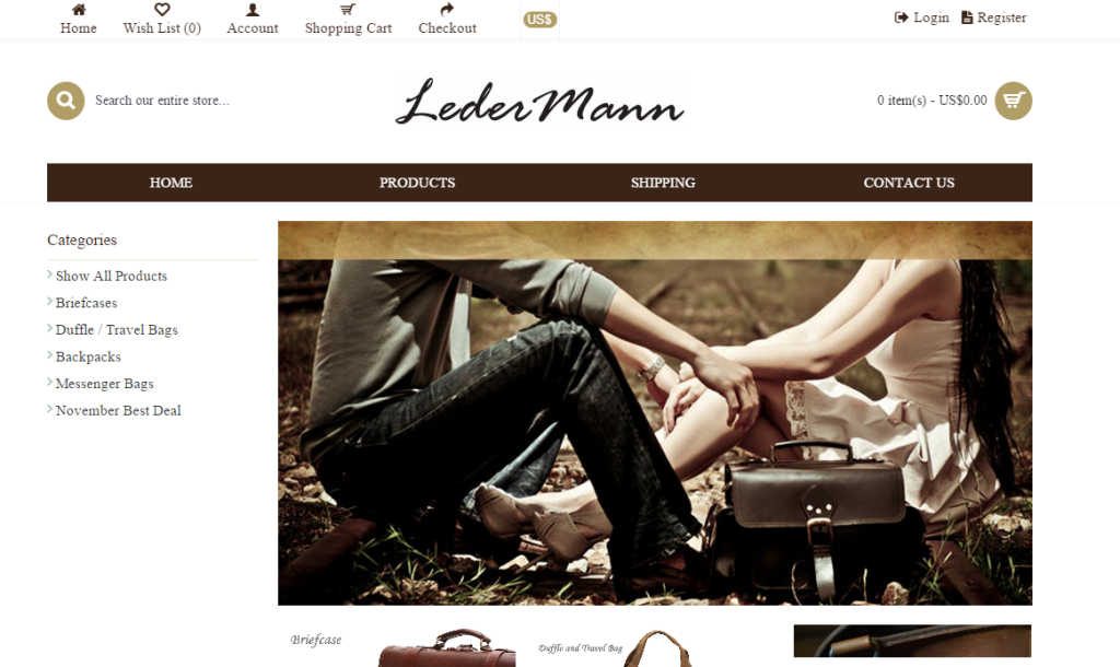 ledermann homepage