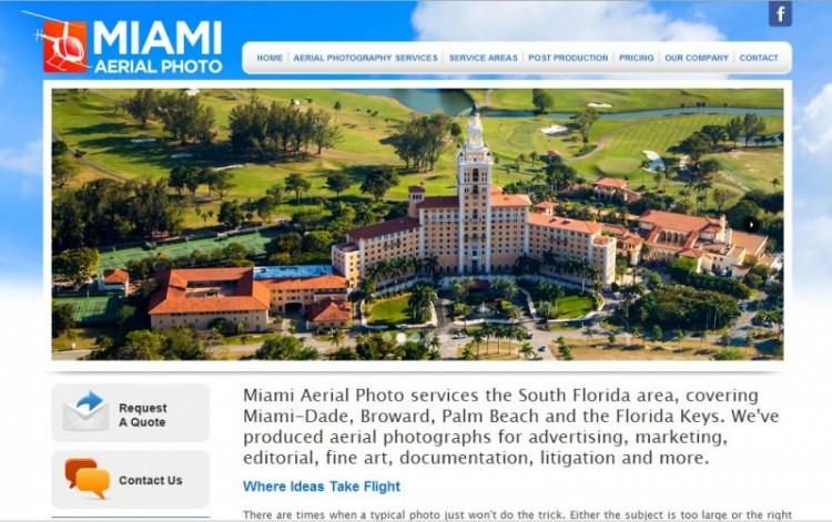 Miami Aearial Photo Homepage Copy