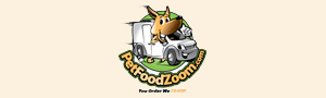 Pet Food Zoom Logo