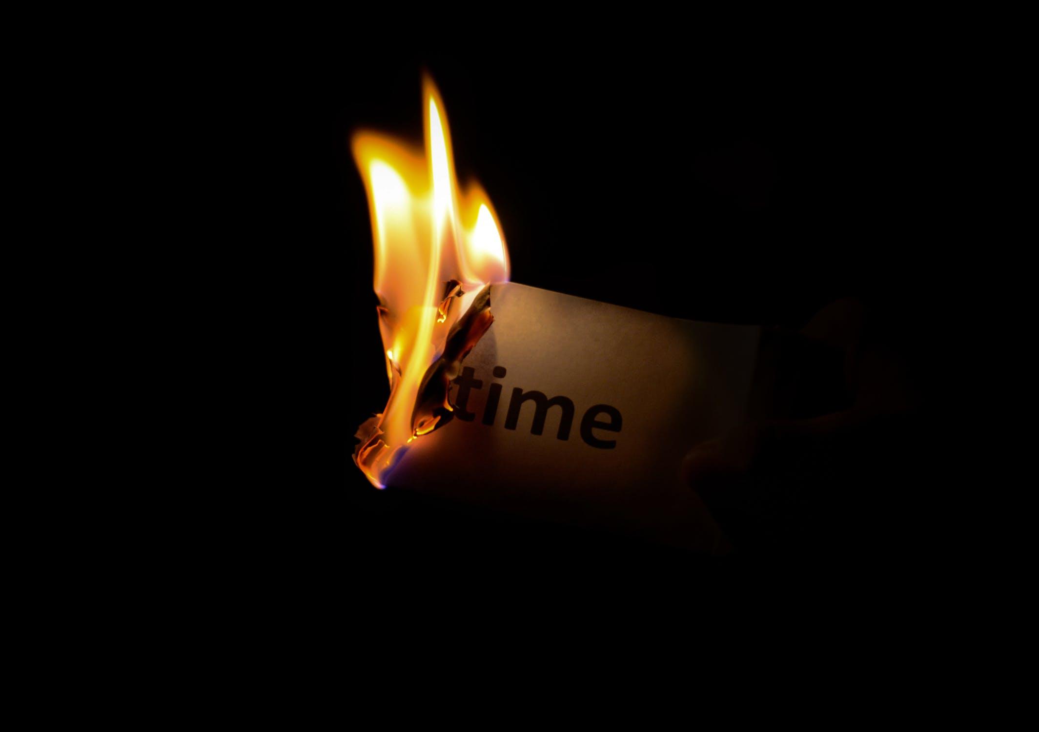 time burner clients
