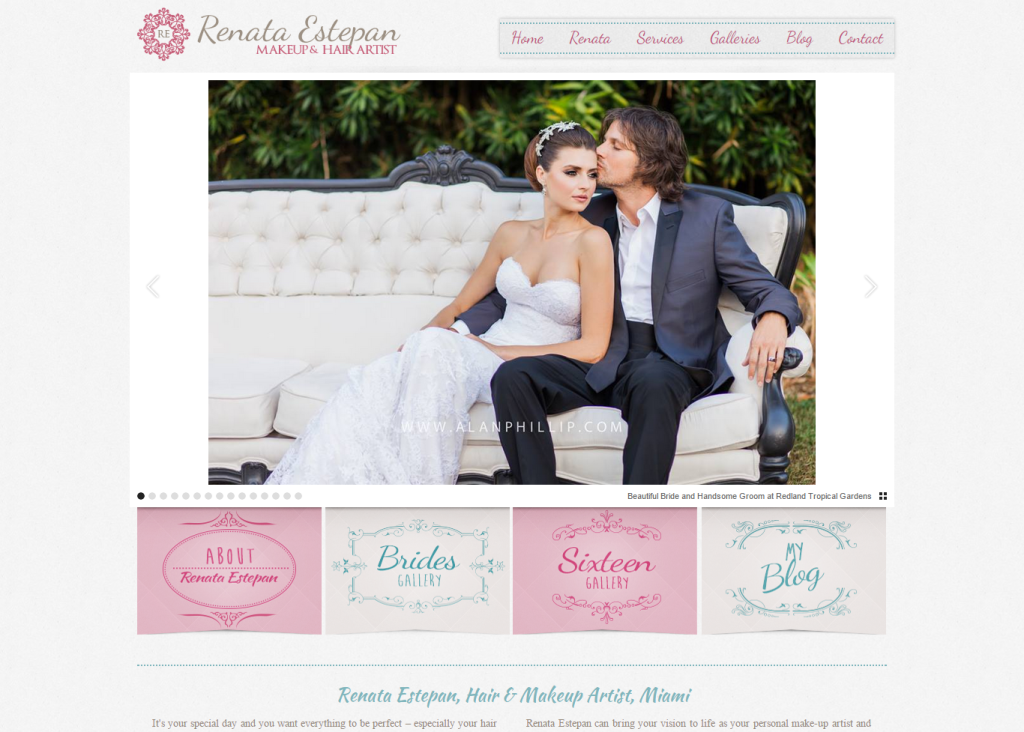 renata estepan homepage