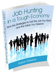 Job Hunting in a tough economy