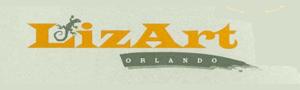 LizArt Orlando Logo