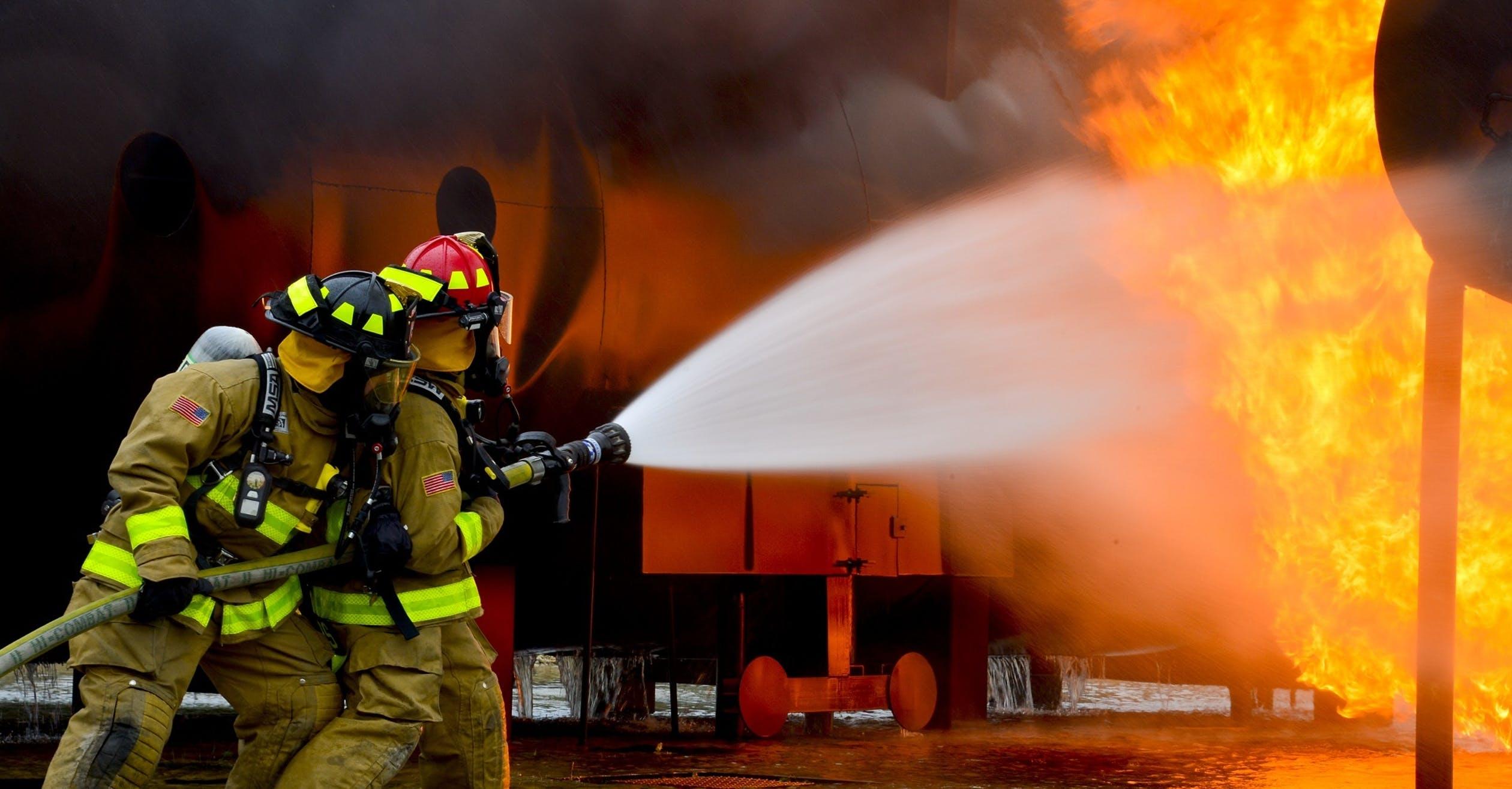 fire safety copywriter
