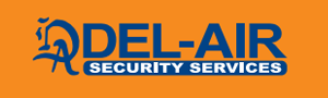 Del-air Security Logo