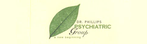 Dr. Phillips Psychiatric Group Logo