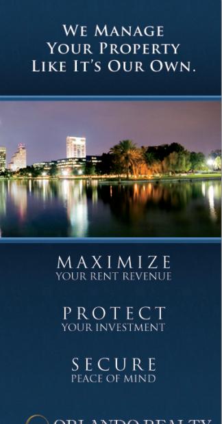 Orlando Realty Brochure