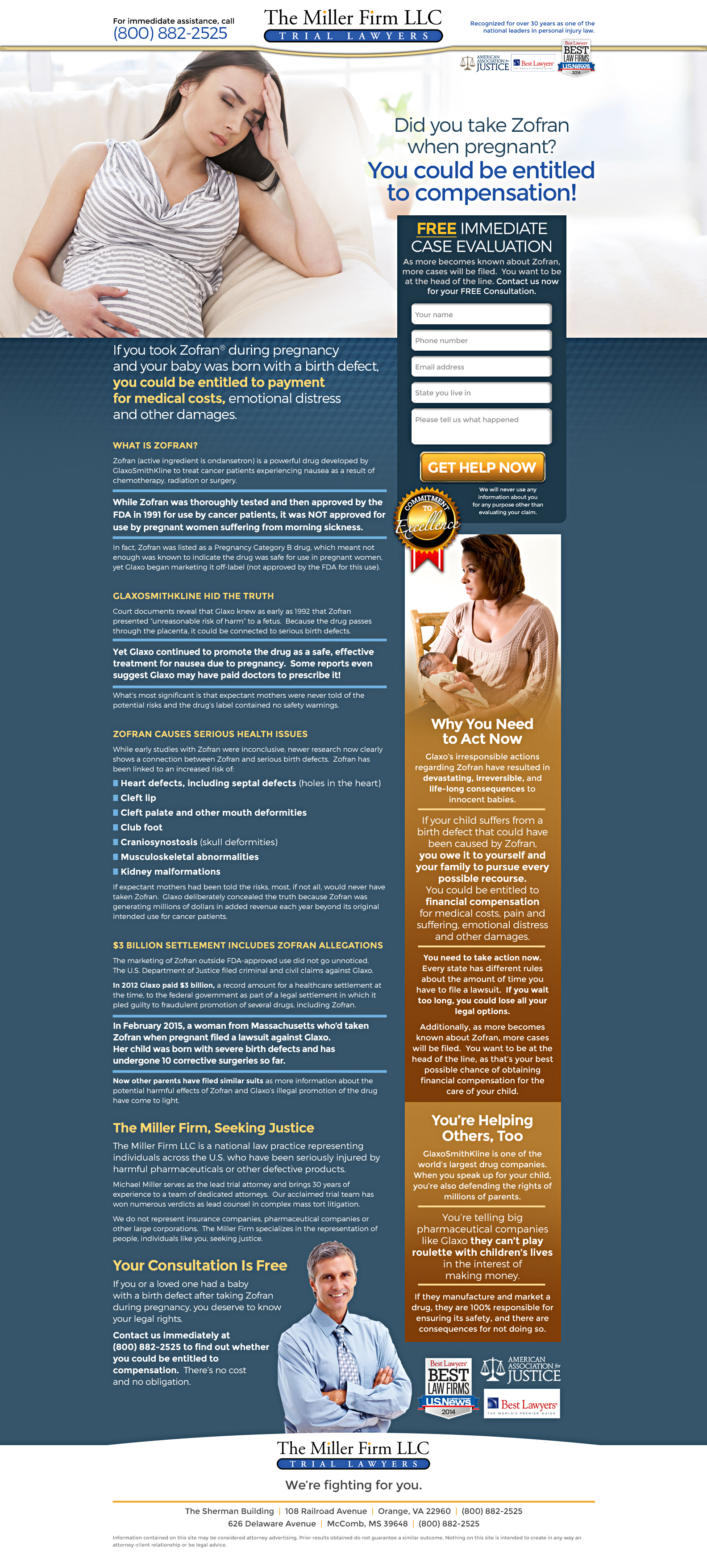 MILLER FIRM LANDING PAGE 2 COMP (2)