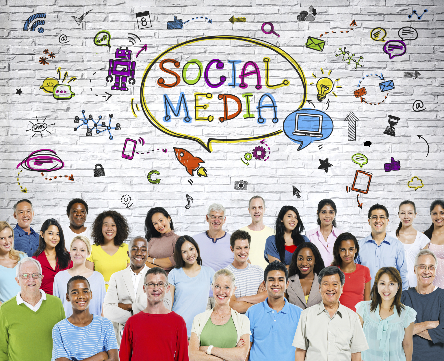 Use social media to promote your content