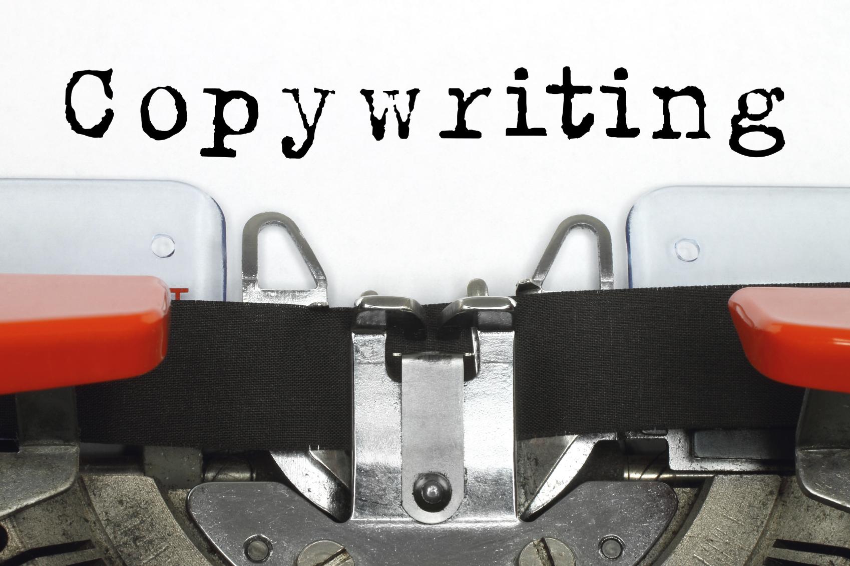professional copywriter