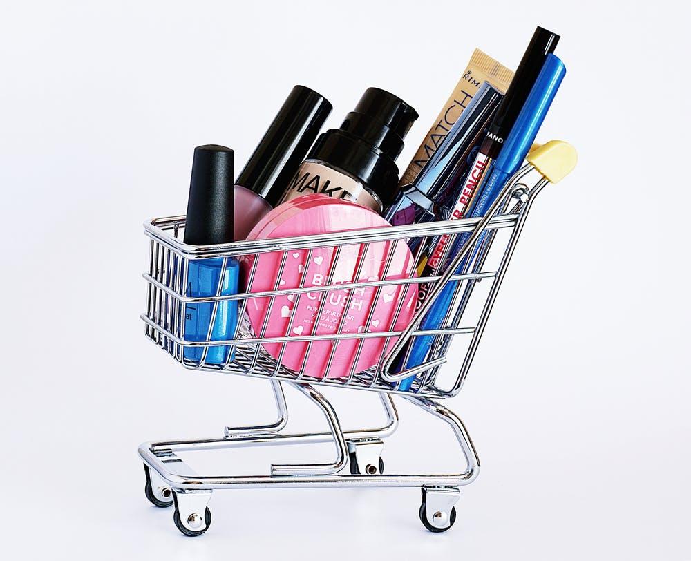 e-commerce beauty brands