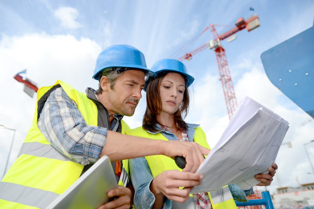 Construction company marketing tools