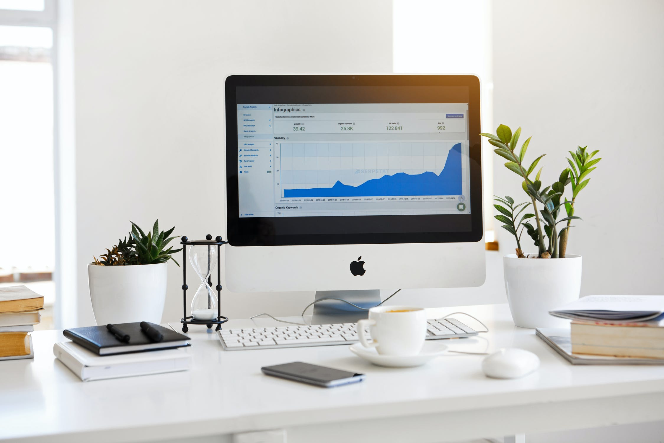 website for accounting or bookkeeping business