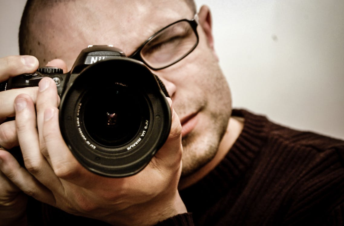 Copywriter for photographers