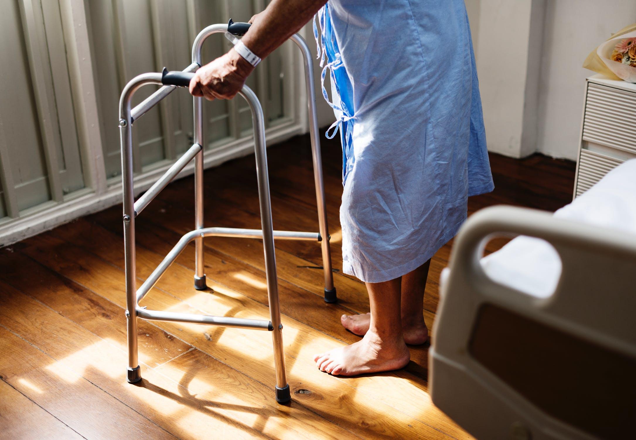 rehab centers, nursing homes