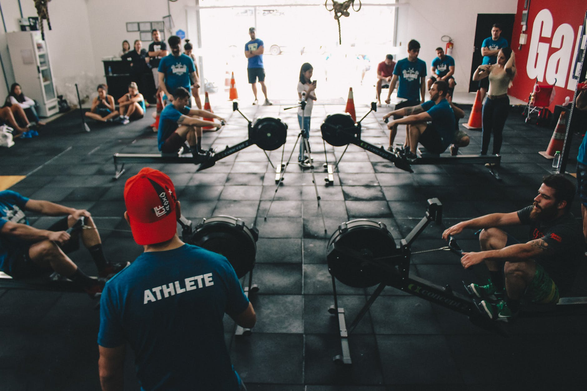 marketing a fitness business