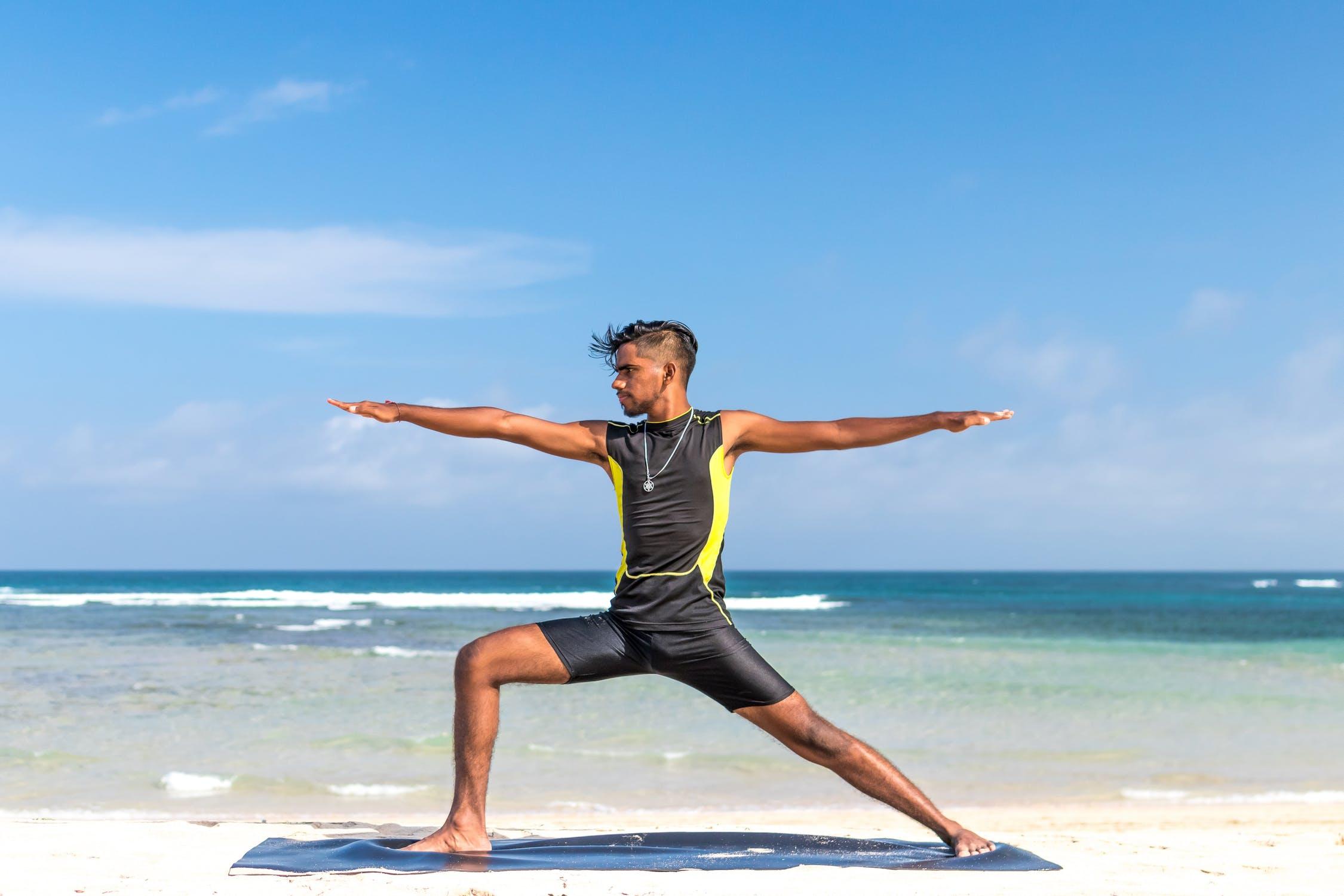 yoga website copy