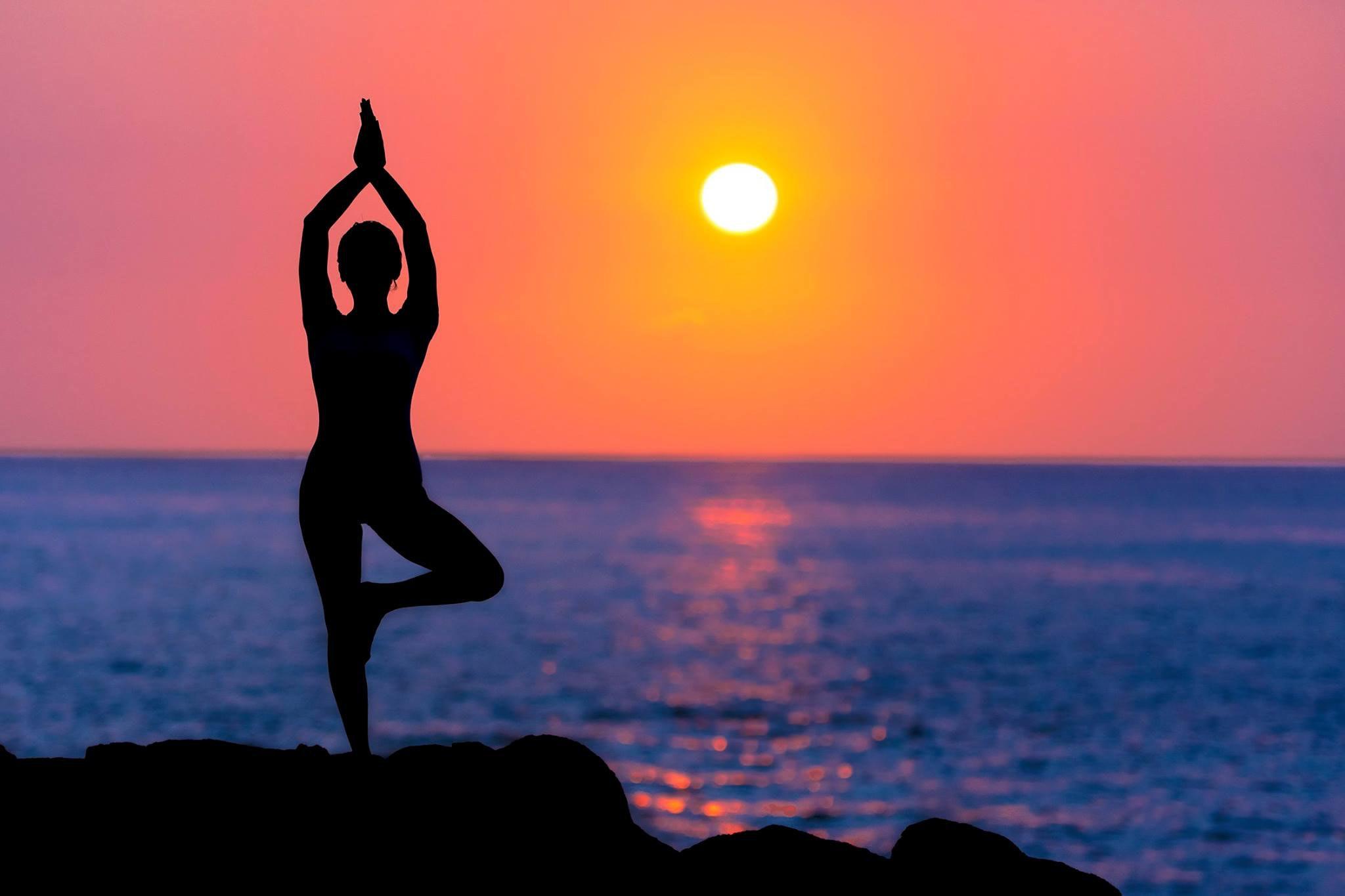yoga copywriter