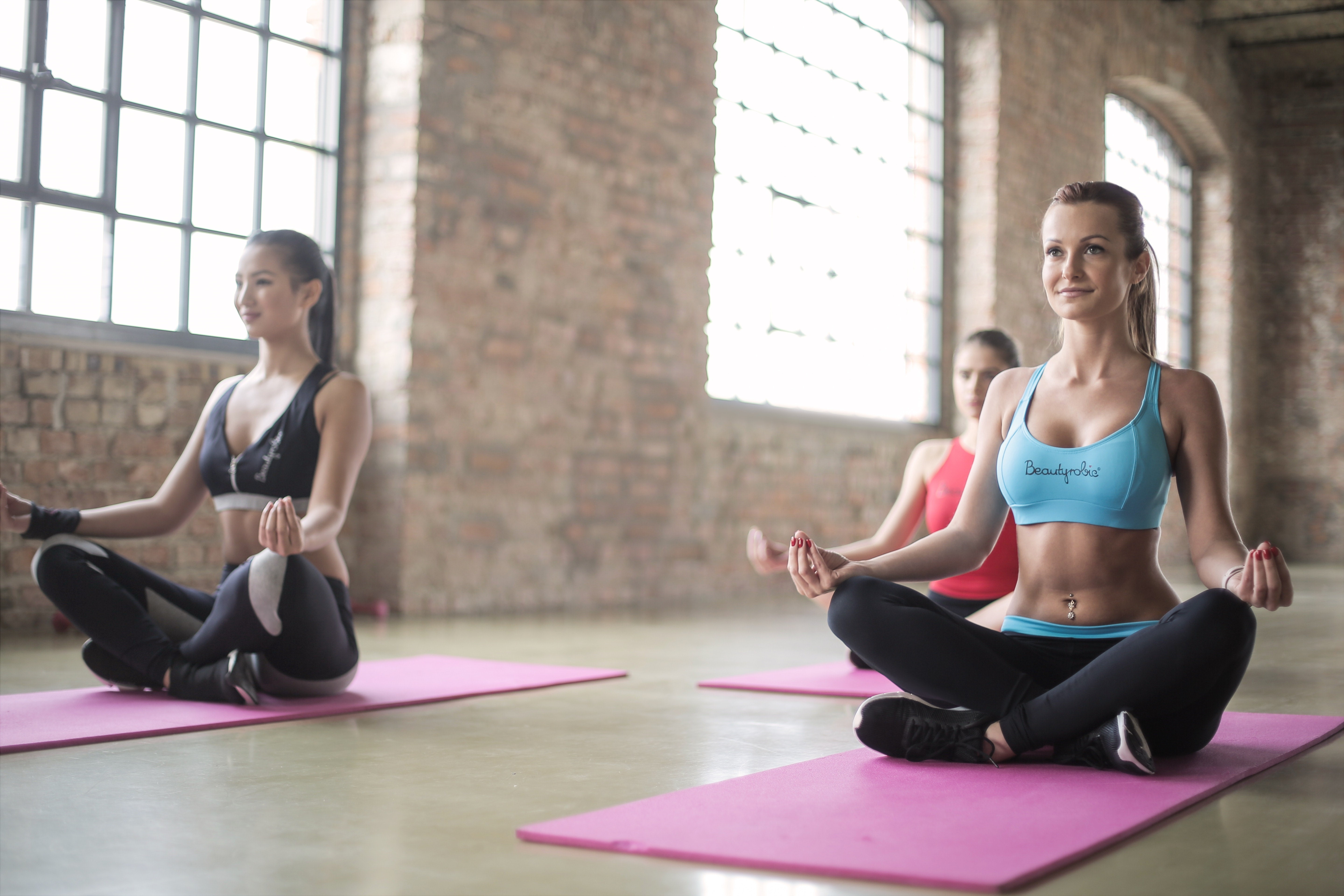 Write-ups about yoga instructors