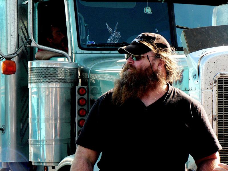 Truck drivers in U.S.