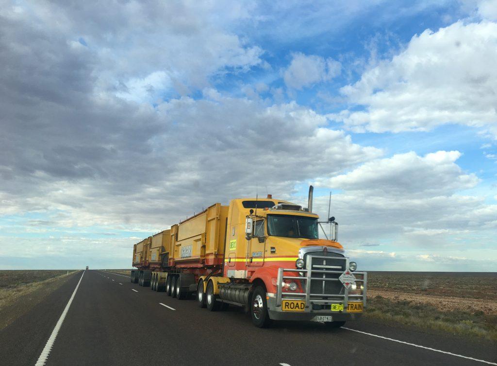 copywriter for trucking industry