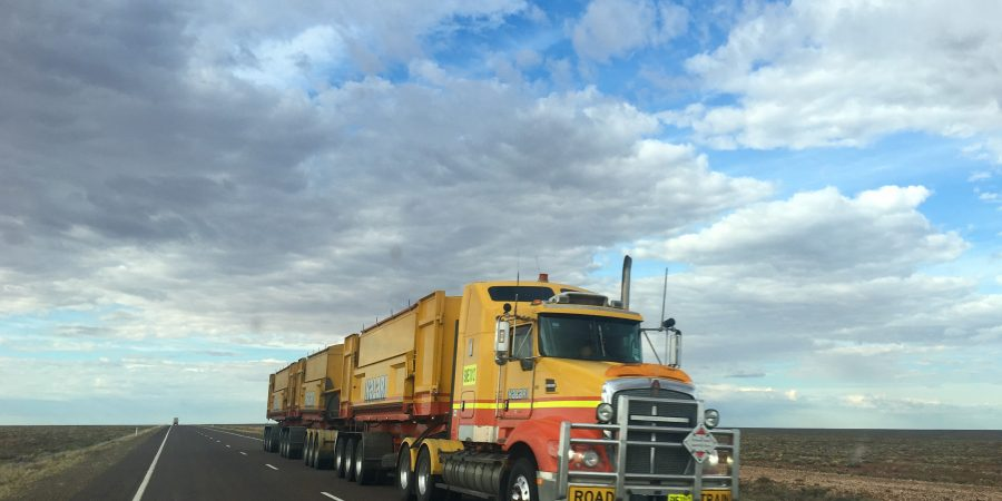 copywriter for trucking industry