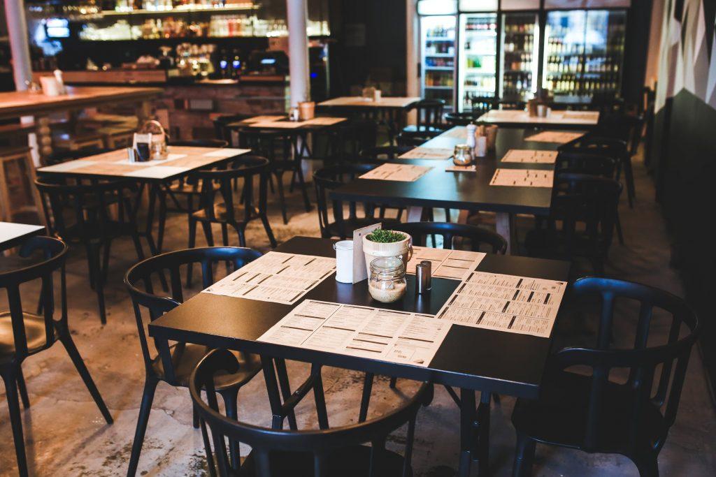 restaurant copywriter