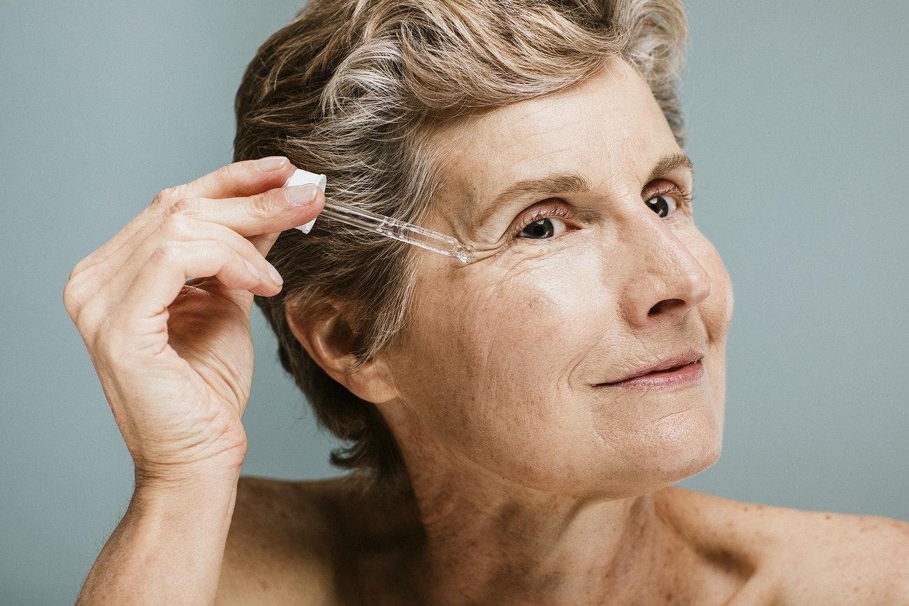 CBD skincare product benefits