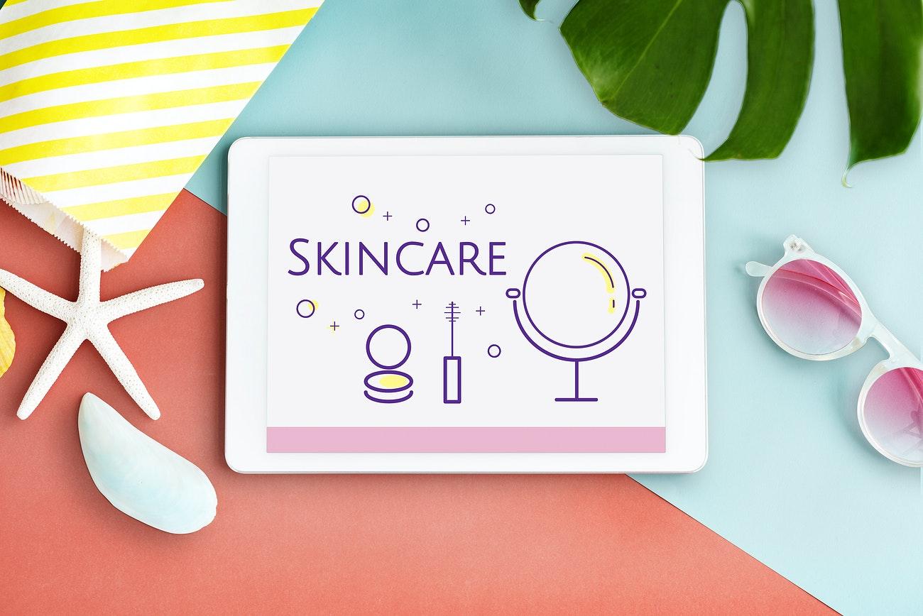 CBD skincare marketing