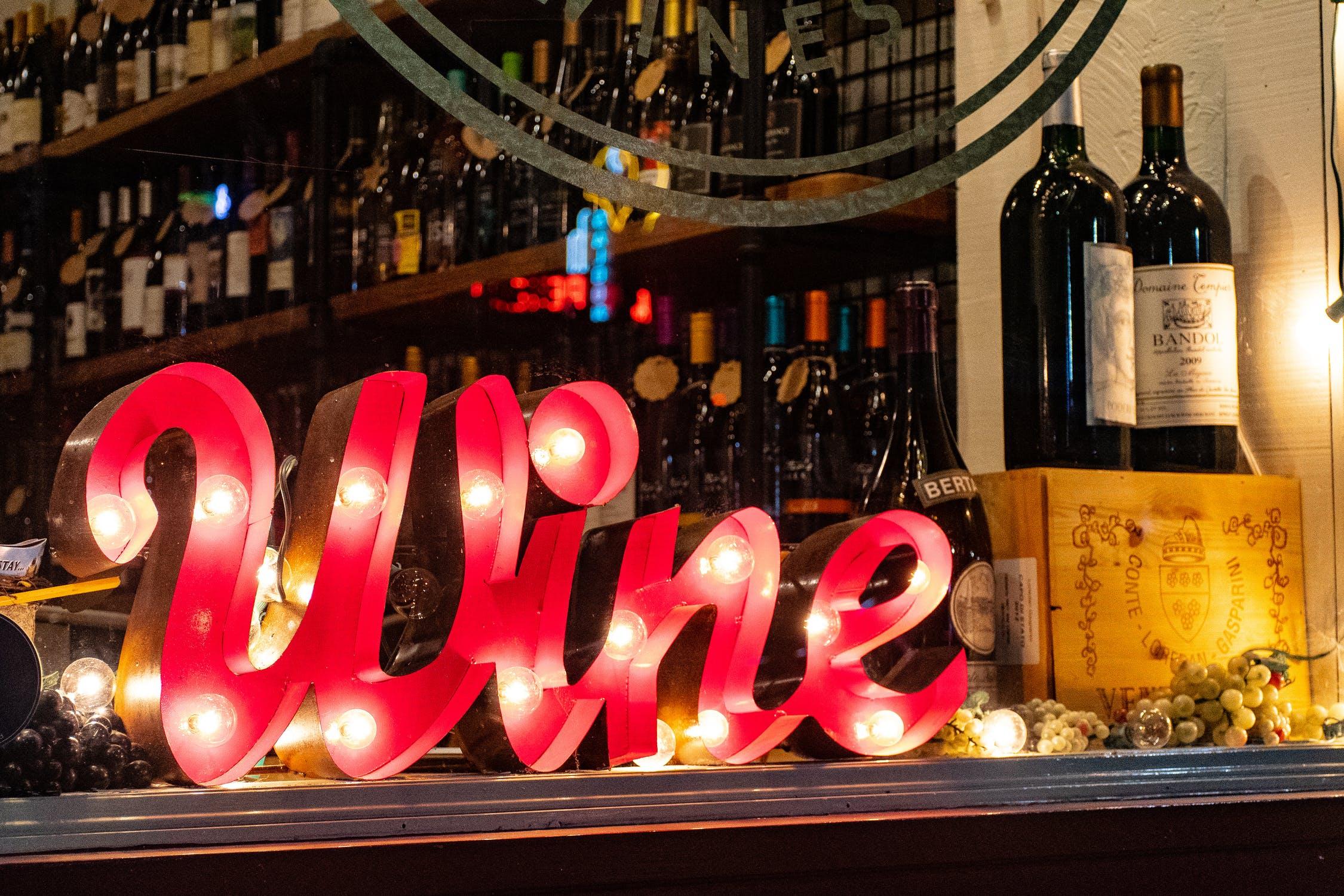 wine copywriter