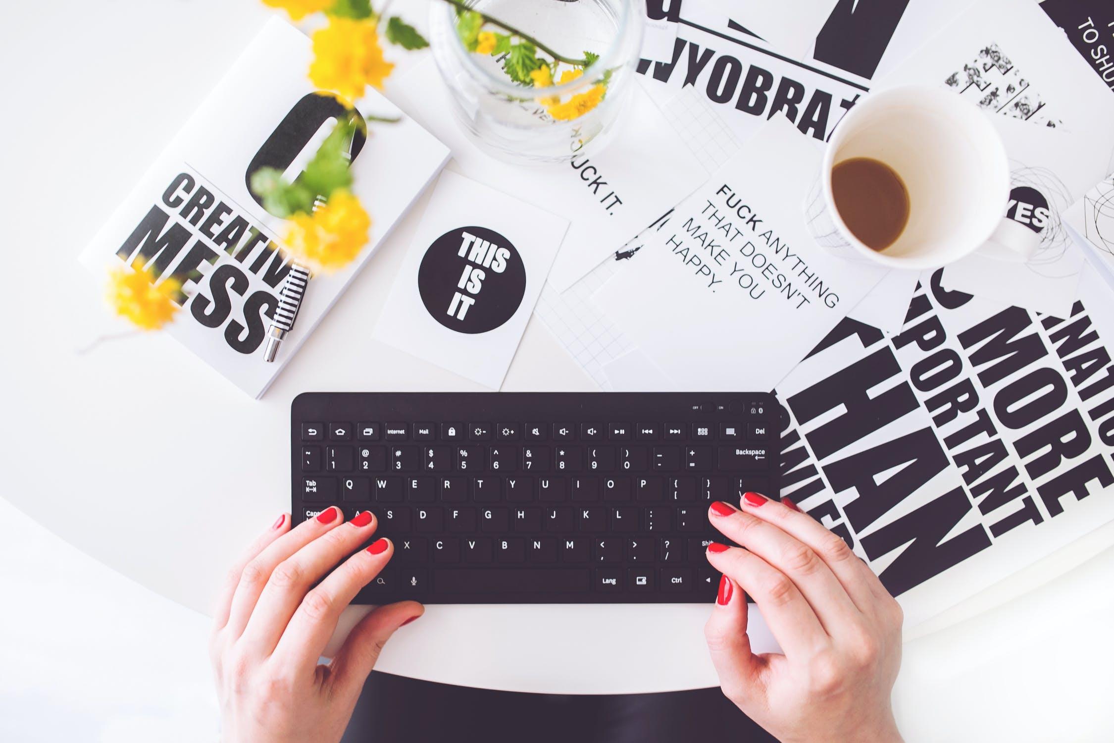 define success as a copywriter